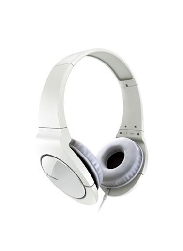 Pioneer SE-MJ721-W Kulaküstü Kulaklık Beyaz